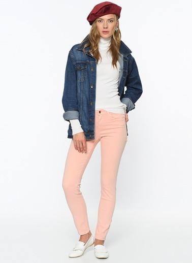 Calvin Klein Jean Pantolon | Skinny Pembe